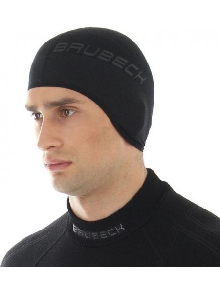 Термошапка Brubeck ACTIVE HAT black