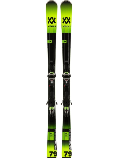Лыжи горные Volkl Deacon 79+Marker IPT WR XL 12
