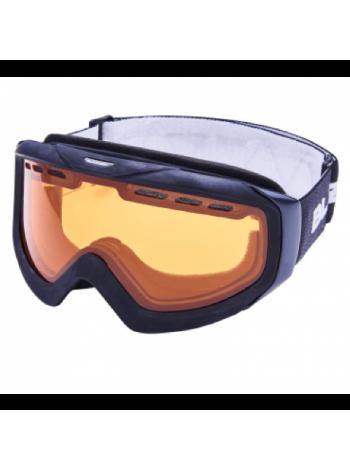 Гірськолижна маска Blizzard 906 DAVO black, amber