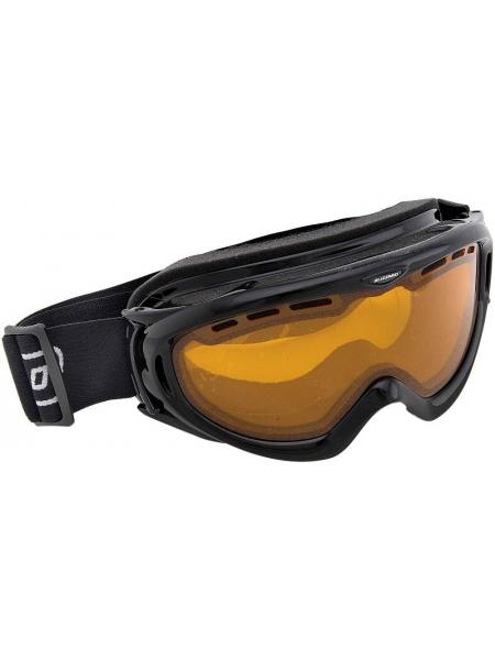 Гірськолижна маска Blizzard 905 DAVO black matt-amber