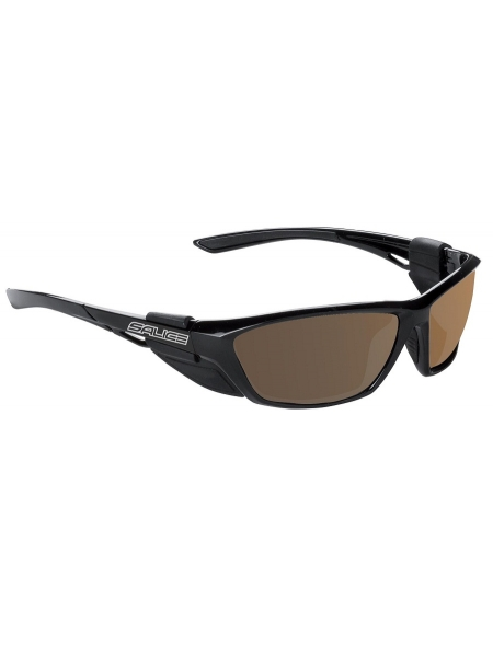 Окуляри Salice 010 CRX BLACK  photochromic brown S2-4