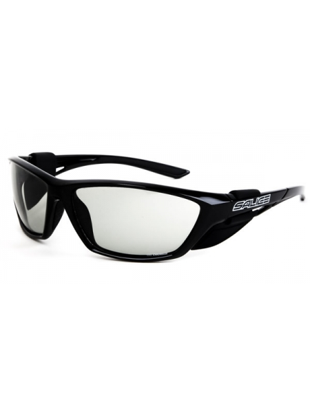 Окуляри Salice 010 CRX BLACK  photochromic smoke  S1-3