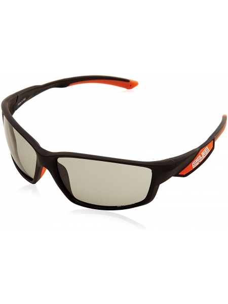Окуляри Salice 014 CRX BLACK RED  photochromic brown S2-4