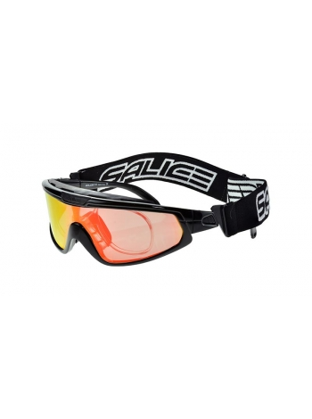 Вiзор Salice 915 ACRX Sport Visor black photochromic yellow S 0-2