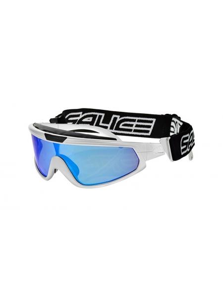 Вiзор Salice 915 RW Sport Visor white mirror blue S2