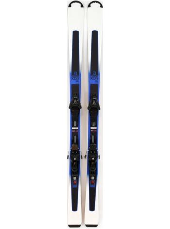 Лижі гірські Salomon E XDR FOCUS + Кріплення Litium 10