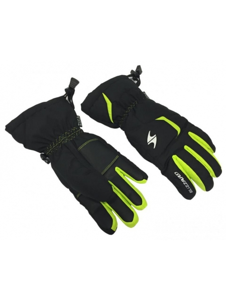 Гірськолижні рукавиці  Blizzard Reflex junior ski gloves,black-green