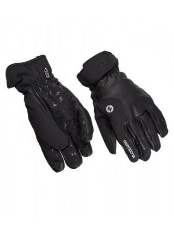Горнолыжные перчатки Blizzard Schnalstal ski gloves,black