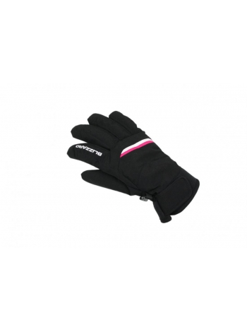 Горнолыжные перчатки Blizzard Viva Plose ski gloves,black-white-pink