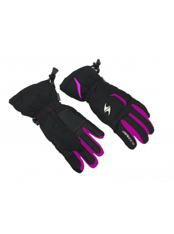 Гірськолижні рукавиці Blizzard Reflex junior ski gloves,black-pink