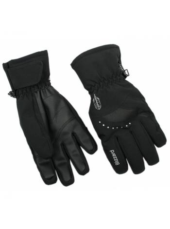Горнолыжные перчатки Blizzard Viva Davos ski gloves,black-white-silver