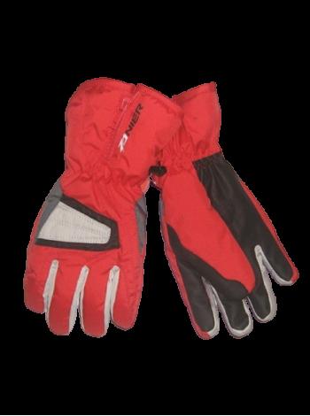 Гірськолижні рукавиці Zanier RAMSAU red