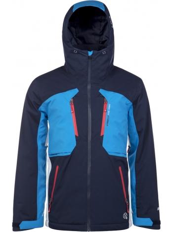 Куртка гірськолижна Protest WARRIOR 941 ground blue