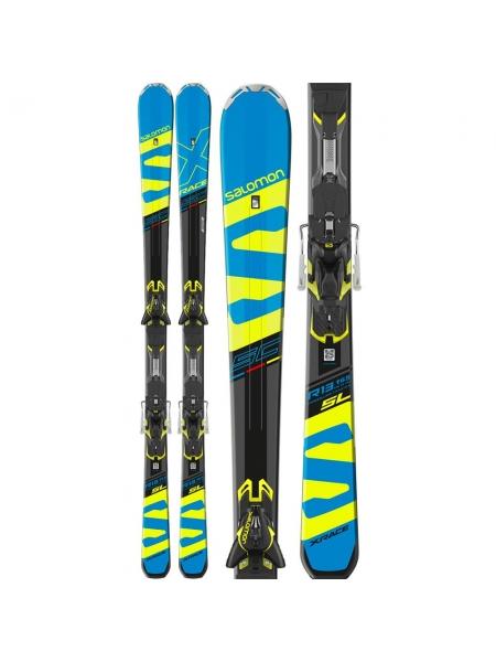 Горные лыжи Salomon M X-RACE SC + Крепления M XT12