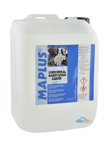 Дезинфікуюча рідина Universal Sanitazing Liquid Maplus 5 L