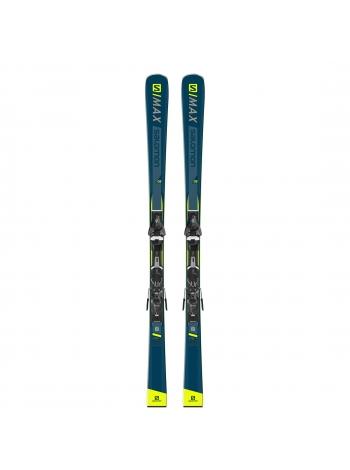 Лижі гірські Salomon E S-MAX 8+Z11 Walk L80