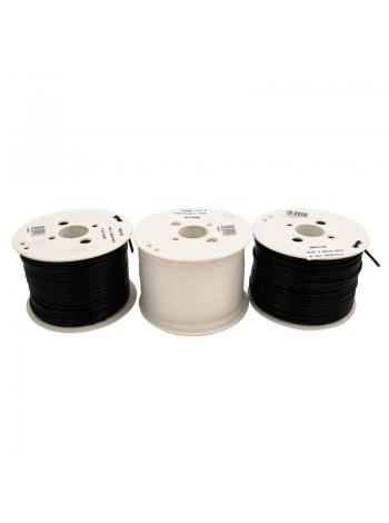 Дріт для заплавки 3 мм, 0.5 кг black