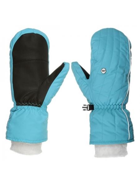 Гірськолижні рукавиці Rossignol W azurite-freeze