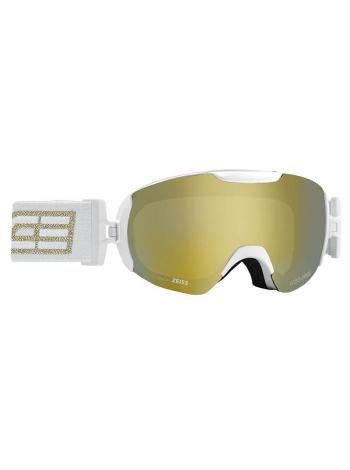 Лижні окуляри Salice 604 WHITE-GOLD RW GOLD