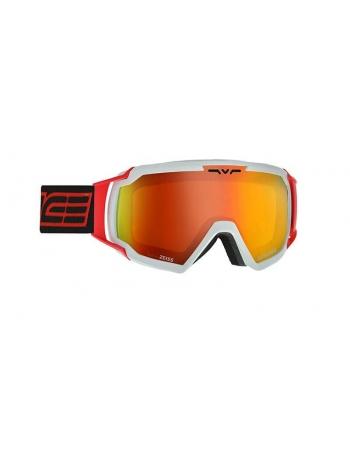 Лижні окуляри Salice 618 DARWF WHITE-RED RW CLEAR