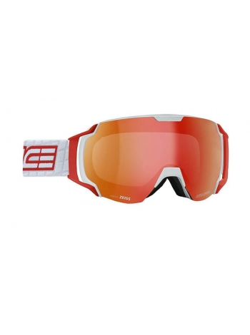 Лижні окуляри Salice 619 WHITE-RED TECH