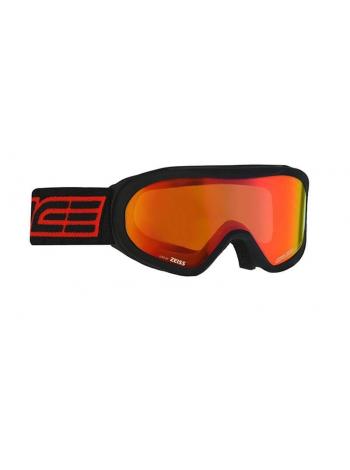 Лижні окуляри Salice 905 BLACK-RED lens AMBER