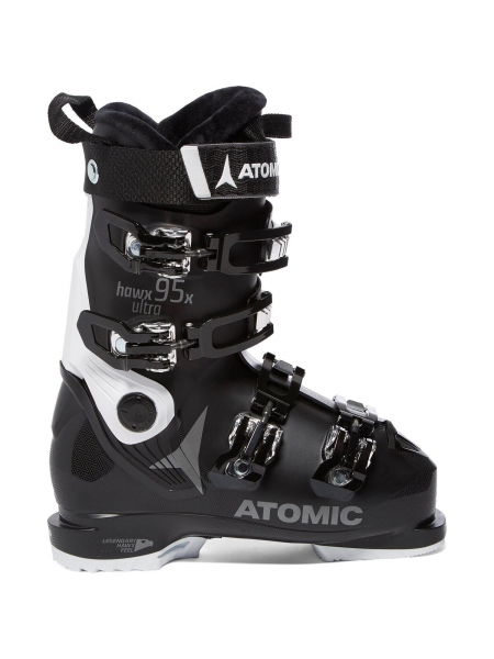 Ботинки горнолыжные Atomic HAWX ULTRA 95X W black-white-antracite