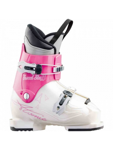 Ботинки горнолыжные Atomic SWEET STUFF 20 satin white-pink
