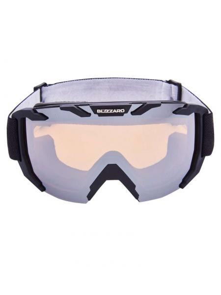 Лижні окуляри Blizzard 925 MDAZO black matt amber 2 silver mirror