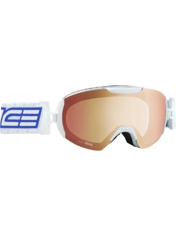 Лижні окуляри Salice 604 WHITE-BLUE RW CLEAR