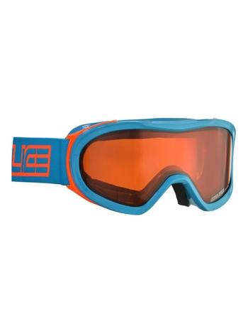 Лижні окуляри Salice 905 CYAN BLUE lens AMBER