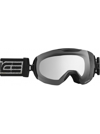 Лижні окуляри Salice 604 BLACK SILVER RW CLEAR