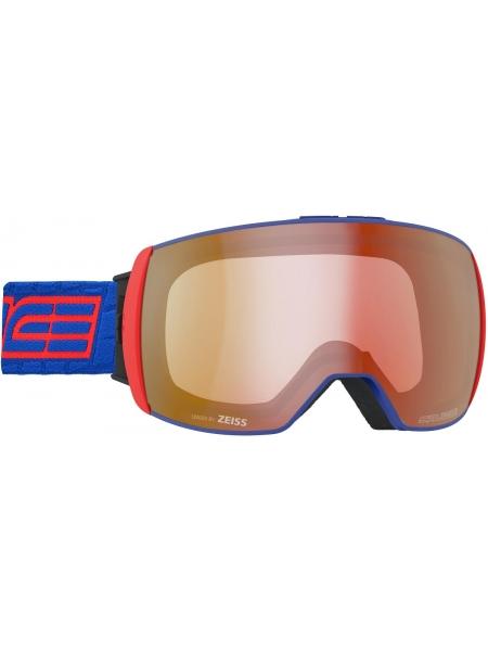 Лижні окуляри Salice 605 BLUE RW CLEAR+SONAR