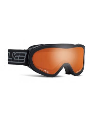 Лижні окуляри Salice 905 BLACK-SILVER lens AMBER