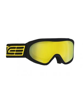 Лижні окуляри Salice 905 BLACK-YELLOW lens AMBER