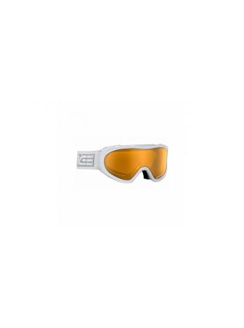 Лижні окуляри Salice 905 WHITE-SILVER lens AMBER