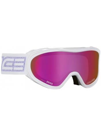 Лижні окуляри Salice 905 WHITE-VIOLET lens AMBER