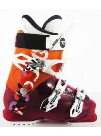 Гірськолижні черевики Rossignol KELIA RENTAL pink-orange