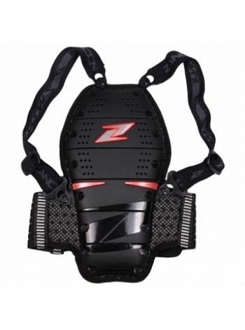 Защита спины дет. Zandona X6 black-red