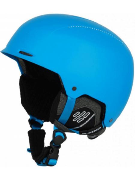 Шлем Blizzard GUIDE SKI bright blue matt-white matt