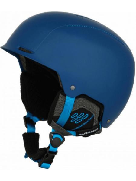 Шлем Blizzard GUIDE SKI deep blue matt-bright matt