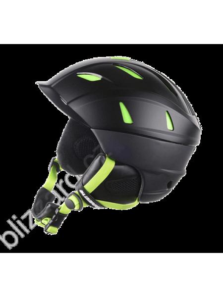 Шлем Blizzard POWER black-lime