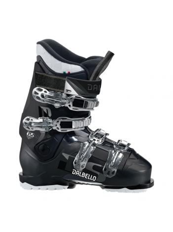 Гірськолижні черевики Dalbello DS MX 65 W LS BLACK/BLACK TRANS
