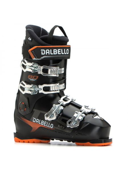 Ботинки горнолыжные Dalbello DS MX 80 MS  BLACK/BLACK