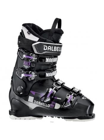 Ботинки горнолыжные Dalbello DS MX 80 W LS BLACK/BLACK