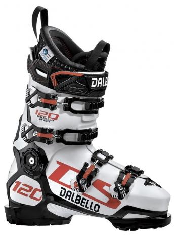 Лижні черевики Dalbello DS 120 MS white-black