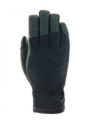 Гірськолижні рукавиці Roeckl Stuben GTX black/grey