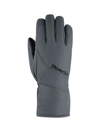 Гірськолижні рукавиці Roeckl Serles GTX anthracite