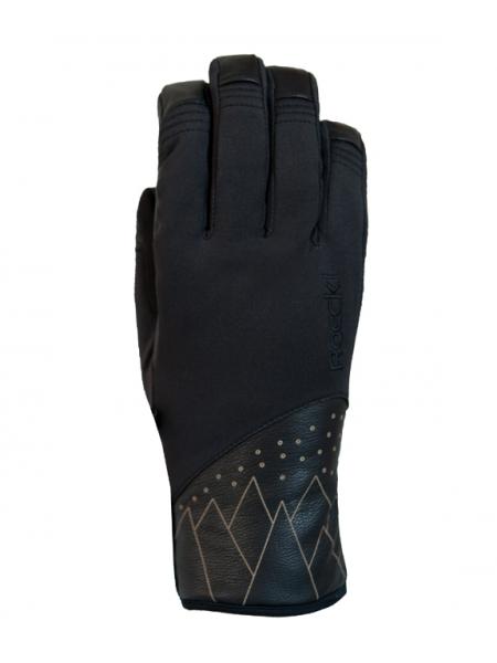 Горнолыжные перчатки Roeckl Canaan black