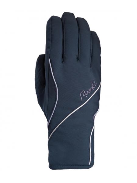 Гірськолижні рукавиці Roeckl Cosina black